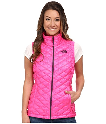 The North Face Women's Thermoball Vest, Glo Pink XS ()