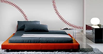 Amazon.com: Baseball Sches Wall Decal (33X24): Home & Kitchen on