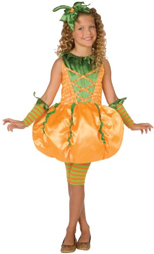 Official Costumes Buy Seasons Precious Pumpkin Child Costume, Medium (8-10) - Female Indiana Jones Costumes