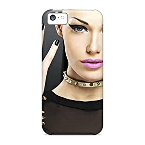 LJF phone case Case Cover Sophisticated Lady/ Fashionable Case For ipod touch 4