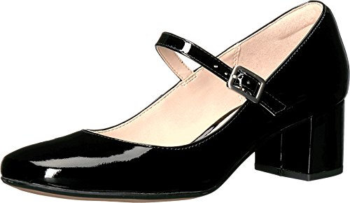 Leather Walking Mary Janes - 6