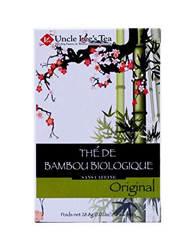 - Uncle Lees Tea Organic Tea, Bamboo Original, 1.02 Ounce