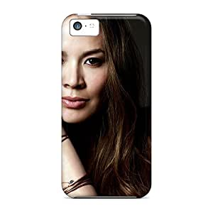 WonderTree WUHWm10996UmCDD Case Cover Skin For Iphone 5c (moon Bloodgood Terminator Salvation Actress)