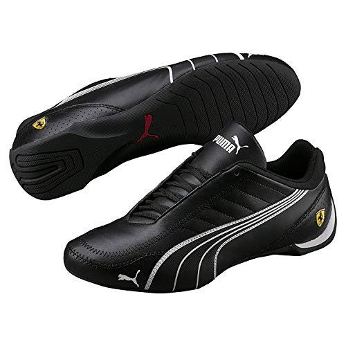 PUMA Mens Ferrari SF Future Cat Kart Driving Athletic Shoes in Black (11.5)