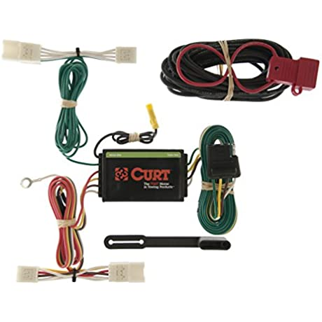 CURT 55400 Custom Wiring Harness