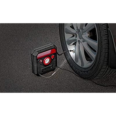 Bell Automotive 22-1-33000-8 BellAire 3000 Emergency Tire Inflator: Automotive