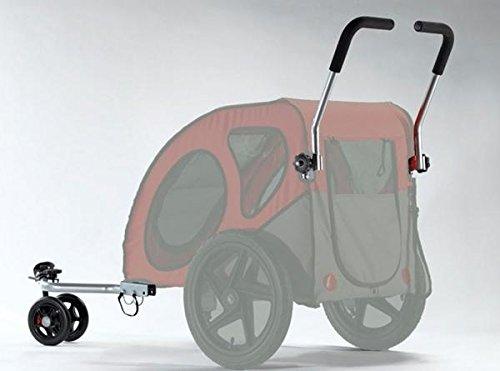 Petego Kasko Pet Trailer-to-Stroller Conversion Kit, Large