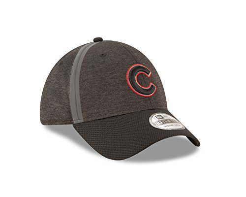 Chicago Cubs Clubhouse - Chicago Cubs 39THIRTY NE17 Clubhouse Cap, Large/X-Large