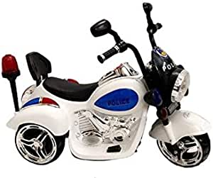 Police motocycle for children