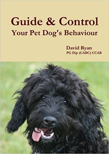 Book Guide & Control Your Pet Dog's Behaviour