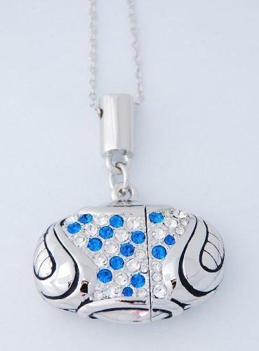 (8 GB Jewelry USB Flash Drive necklace)