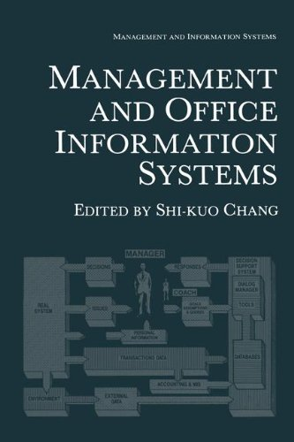 Management and Office Information Systems (Genesis of Behavior)