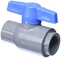 Spears 2622-005C CPVC Schedule 80, EPDM O-ring Seal Utility Ball Valves