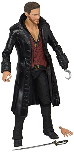 Icon Heroes Once Upon A Time: Hook Action Figure