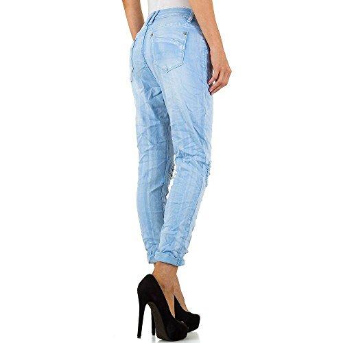 Femme Bleu Jeans MOZZAAR Jeans MOZZAAR dlav qwnxUp8tgI