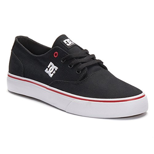DC - Zapatillas para hombre negro