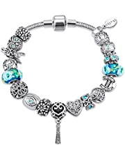 Mestige Bracelet with Swarovski Crystals for Women, MSCB3097