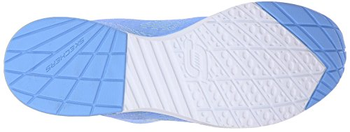 Zapatillas De Deporte Skechers Sport Mujeres Skech Air Infinity Light Blue / Yellow