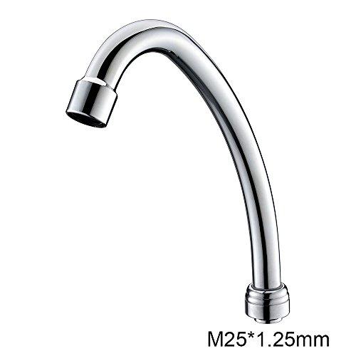 Faucet Gooseneck Spout - 1