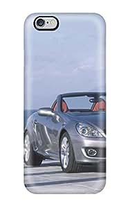 Durable Defender Case For Iphone 6 Plus Tpu Cover(mercedes Slk 350 Wallpaper)