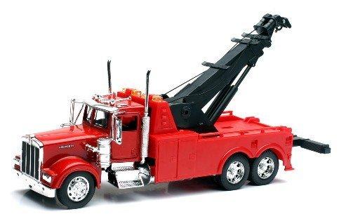 Collectible Toy Trucks - Kenworth W900 Wrecker 11