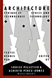 img - for Architecture, Ethics, and Technology book / textbook / text book
