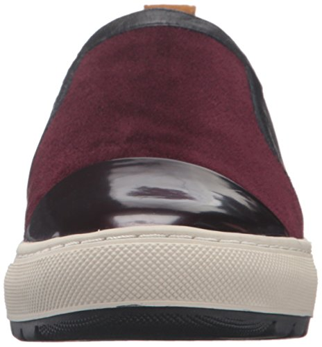 Geox D Breeda a, Zapatillas para Mujer Rot (DK BURGUNDY/BORDEAUXC7J7B)