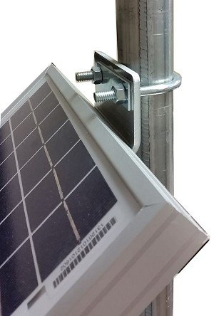 Tycon Systems Side Of Pole Mount For 5w And 10w Solar