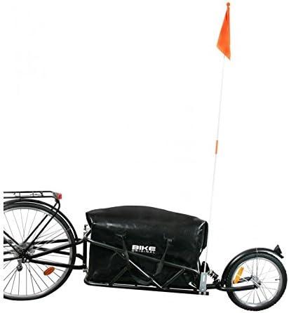Bike Original – Remolque para Bicicleta monorueda con Amortiguador ...