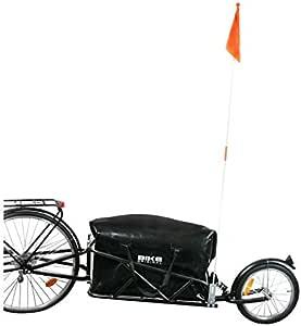 Bike Original – Remolque para Bicicleta monorueda con Amortiguador