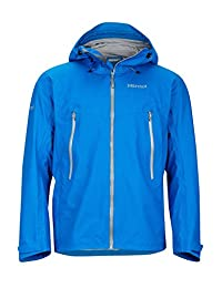 Marmot Red Star Men's Lightweight Waterproof Rain Jacket