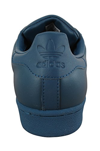 Adidas Womens Superstar (w) Blu 9