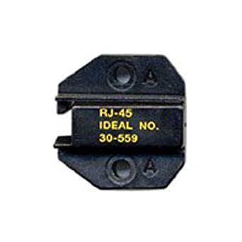 Ideal 85-375 CAT6 Feed-Thru RJ-45 Modular Plugs 25//Card