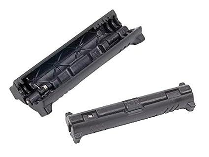 Negro Coaxial Cable Alambre Tira Pelacables Pelacables Herramienta de trabajo para TV CBL VCR ANT ideal