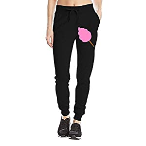 Candy Poop Jogger Sweatpants Women's Active Yoga Lounge Sweat Pants With Pockets Workout Training Pants Running XL