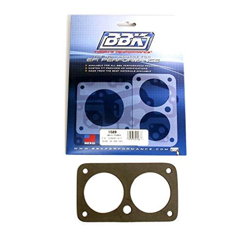BBK 1589 Throttle Body Gasket - Bbk Gasket Body Throttle