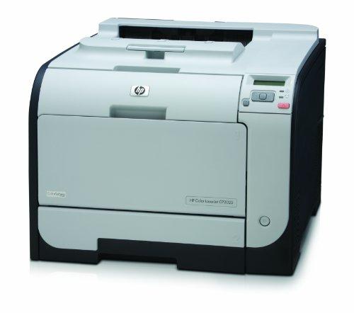 Desktop Color Printer - LaserJet CP2025N Laser Printer - Color - Plain Paper Print - Desktop