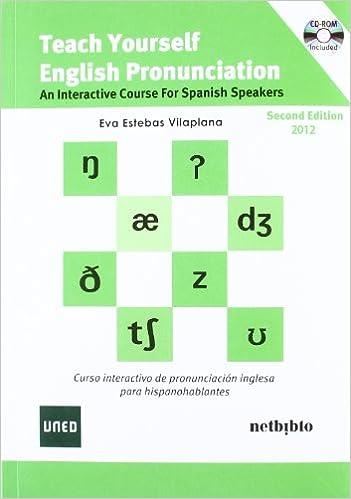 Teach Yourself English Pronunciation Cd 2ªed Eva Estebas Vilaplana 9788497459761 Books