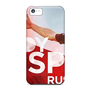 Durable Protector Case Cover With The Football Player Of Zenit Alexander Kerzhakov Is Ready To Inspire Russia Hot Design For Iphone 5c