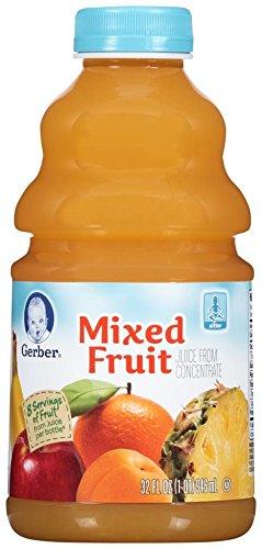 Gerber Juice - Mixed Fruit - 32 fl oz