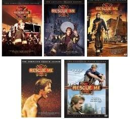 Rescue Me - Complete Seasons 1-5 [DVD]