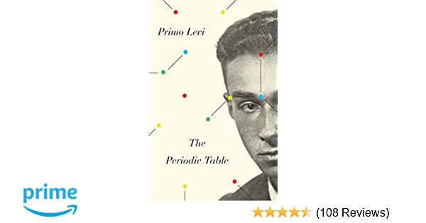 Amazon The Periodic Table Everymans Library Contemporary