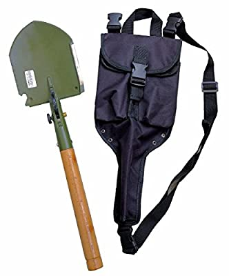 Chinese Military Shovel Emergency Tools WJQ-308 Ver 2012 with Original Waterproof Cases Bag Kit from PLA Factory