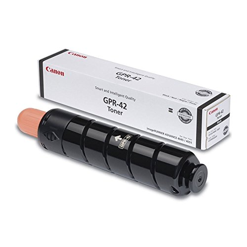 Canon GPR-42 Original Black Toner Cartridge 4791B003AA (34,200 Pages)