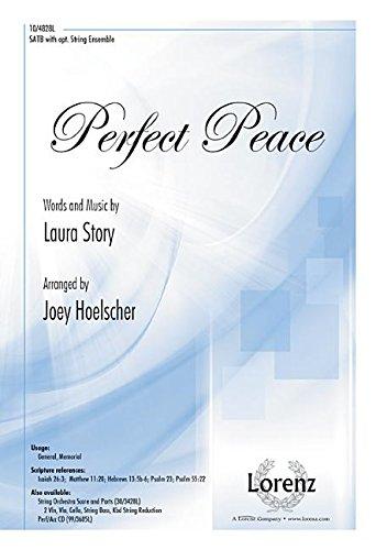 Perfect Peace PDF ePub fb2 ebook