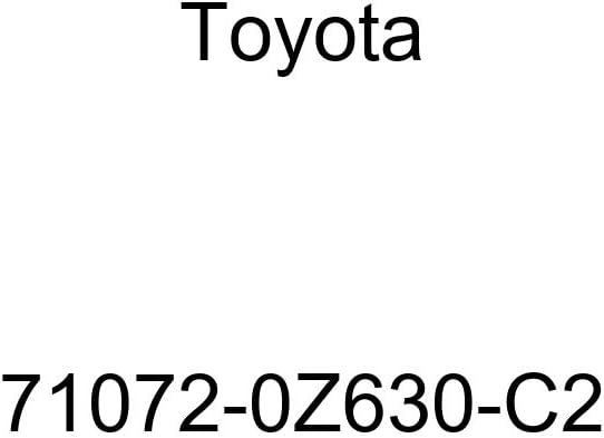TOYOTA Genuine 71072-0Z630-C2 Seat Cushion Cover