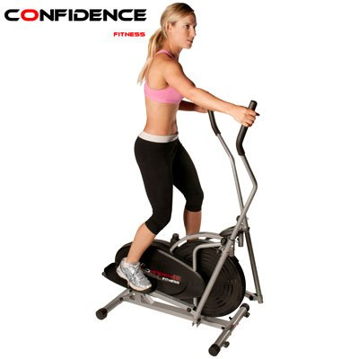 Confidence Fitness Elliptical Cross Trainer