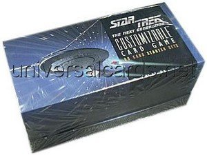 Unlimited Starter Deck - Star Trek CCG: Starter Deck Box [Unlimited/Beta]