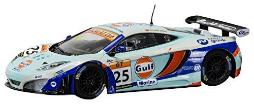 Scalextric 2014 No 25 1:32 Slot Car C3716 McLaren 12C GT3 - Macau GT Cup
