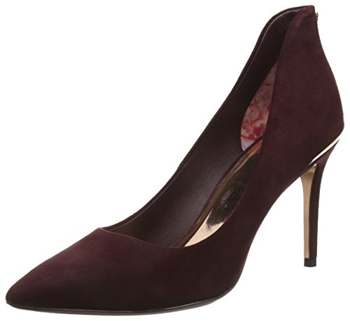 Ted BakerSaviy - Zapatos de Tacón mujer Rojo (Burgundy)